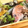 Amakusa - 料理写真:新鮮な魚貝類が豊富