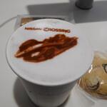 CROSSING CAFÉ - ホットチョコレート