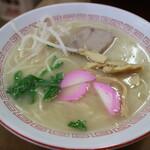 ときわ食堂 - 料理写真:ラーメンです☆ 2020-0304訪問