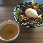 CAFE R9 - 焼肉丼(タレ)