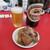 一品香 - 料理写真:瓶ビール 大650円