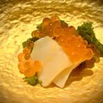 Kitashinchisushitsuu - 帆立菜の花和物