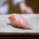 鮨 つぼみ - 金目鯛