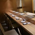 鮨 つぼみ - 個室