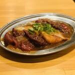 くじらや 守破理 - 鯨焼肉5種盛り