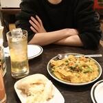 バーン・キラオ - プーポンカリー(餅米サービス)