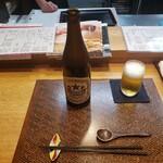 肴とお酒 うを弘 - 赤星