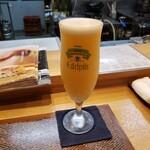 肴とお酒 うを弘 - どぶビール