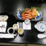 12683100 - 1日目夕食