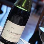 エメ・ヴィベール - お連れのワインはこちら。
