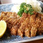 とんかつとんき別館 - 料理写真:特上とんかつ (2000円)