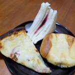 パン工房 ルバン - 料理写真:バラエティーパック¥216