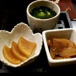 うさぎのしっぽ - 料理写真: