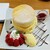fleur - フレッシュストロベリーパンケーキ