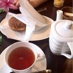 ホアロハ - マラサダと紅茶