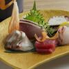 田 - 料理写真:お造り5種