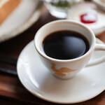 喫茶モーニング - オリジナルブレンドコーヒー☆
