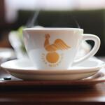 喫茶モーニング - カップ☆