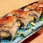 豊年満作 - うなぎ寿司