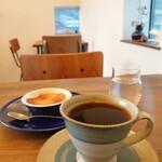 うつわカフェ グルグル - コーヒー&クレームブリュレ