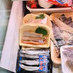 釜谷 - 料理写真:サーモンのハラス