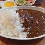 案山子 - すじカレー