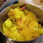 シヴァ - インド風炒飯