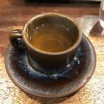 126882377 - 琥珀色のコーヒー