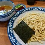 浜屋 - えび辛しつけ麺(870円)