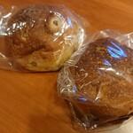 ベッカライ アッフェル - ぶどうパン