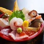 魚亭 岡ざき - 特選チラシアップ