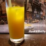 ハンクアンドベティ - オレンジジュース