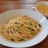 cuccie cafe la Bonte - 料理写真:スパゲッティ