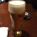 鳥どり - 生ビール