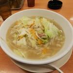 日高屋 - 料理写真:「野菜たっぷりタンメン(¥520税込)」