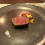 "RINASCIMENTO - 鹿児島黒毛和牛""芯々""オーブン焼き"