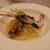 リストランテ カノビアーノ - 料理写真:薩摩高海老フルーツトマトの冷製カッペリーニ