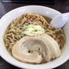 自家製太麺 渡辺 - 料理写真:らー麺(750円)