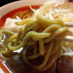 ドカ壱 - ちょー太麺