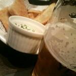 Naked Fishs JAPAN - フィッシュ&チップス&えびすビール!