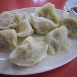 中国料理四川亭 - 料理写真:水餃子\420