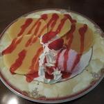 MORIYA NO MISE - ストロベリーパンケーキ