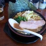 BIG - ビッグ690円(脂多め、麺硬め)