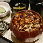 nagoyasumiyakiunagikashiwatogawa - あぶれんばかりの鰻!