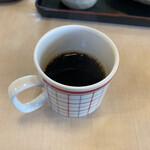 126901684 - サービスコーヒー