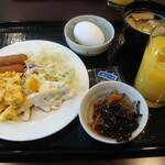 ホテルクニミ鴨宮 - 料理写真:かち