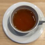 ファリナモーレ - ドリンク写真:あるけっ茶は、さっぱり♪