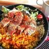 益城食堂 - 料理写真:チキンオーバーライス