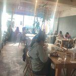 TRITON CAFE - 内観
