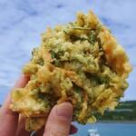 テルちゃん いまいゆ市場 - 料理写真:海ぶどう